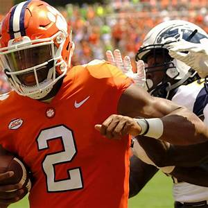 College Football Scores 2017: Week 1 Results and Top Stars for Top 25 Teams | Bleacher Report ...  onerror=