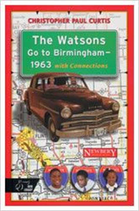 The Watsons Go To Birmingham1963 Activities And Lessons