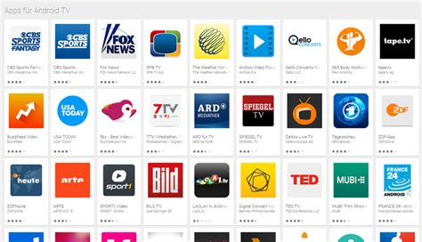 android tv apps googles smart tv betriebssystem f 252 r fernseher android tv