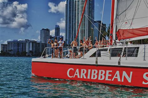private yacht charter miami   caribbean spirit