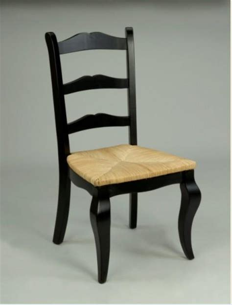black ladder back chairs with seats black ladder back chair with seat 9771