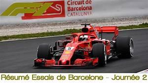 Essai Formule 1 : r sum essais de barcelone 2018 journ e 2 formule 1 youtube ~ Medecine-chirurgie-esthetiques.com Avis de Voitures