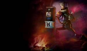 Riot Squad Singed :: League of Legends (LoL) Champion Skin ...
