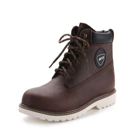 casual motorcycle riding boots warm men casual plush leather boots short boots shoes