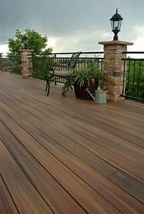 composite deck use clean composite deck With carrelage exterieur imitation lame de bois