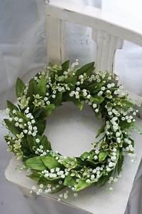 Van Der Maiglöckchen : beautiful spring and head wreaths on pinterest ~ Lizthompson.info Haus und Dekorationen