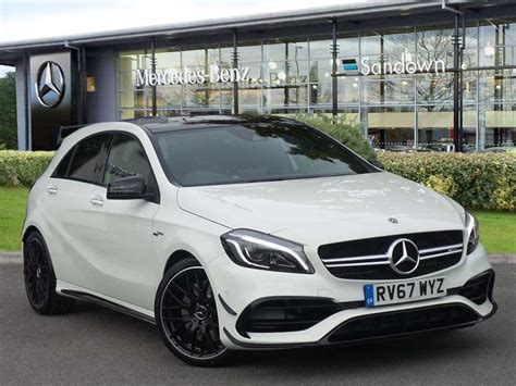 Used 2018 Mercedesbenz A Class A45 Amg 4matic For Sale In