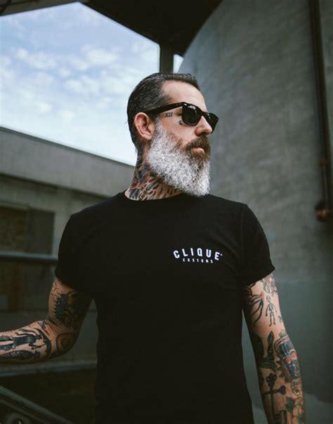 beard dyeing tips guys grumbling gray
