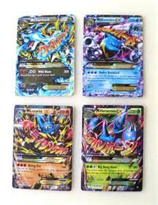 Mega Blaziken Pokemon Card Ex