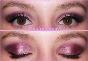 Maquillage Soirée Yeux Marrons : maquillage pour soir e dans les tons ros s formidable ~ Melissatoandfro.com Idées de Décoration