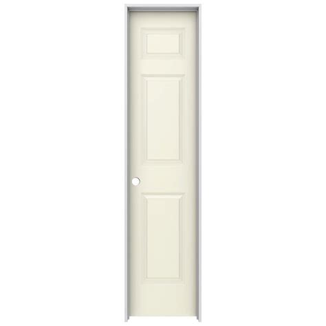 jeld wen 18 in x 80 in molded smooth 6 panel