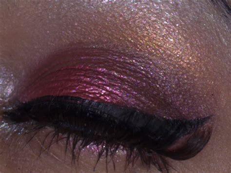 love makeup safira smokey maroongold makeup