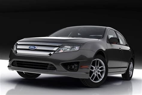 ford releases pricing     fusion models