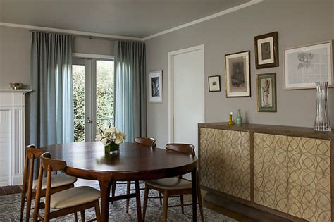 Dining Room Draperies by Dining Room Curtains Eclectic Curtains San Francisco
