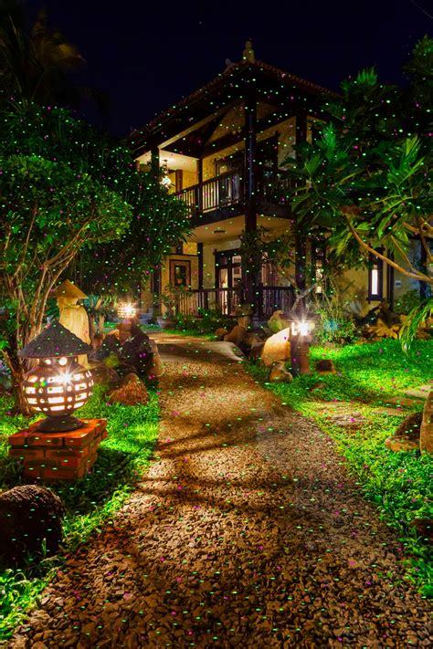 Gloria's Bits And Pieces Night Stars Landscape Lighting