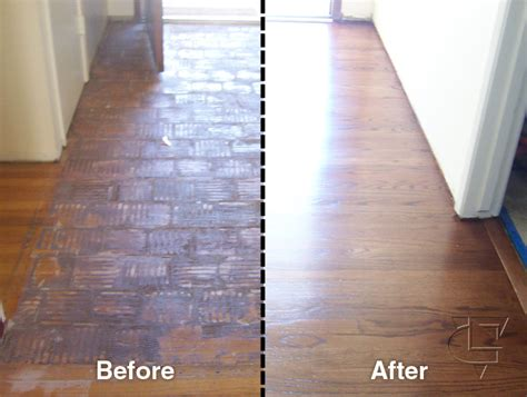Buffing Hardwood Floors Before And After by Faqs Oakland Wood Floors