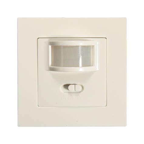 presence detector light switch occupancy sensor pir motion light switch presence
