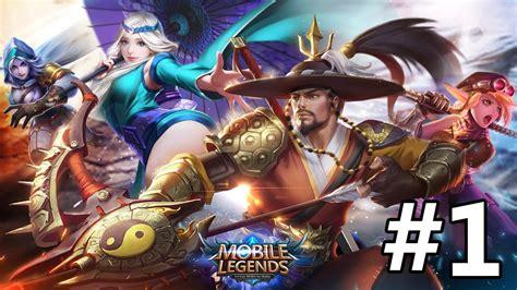 Mobile Legends (game Play Com Nana)
