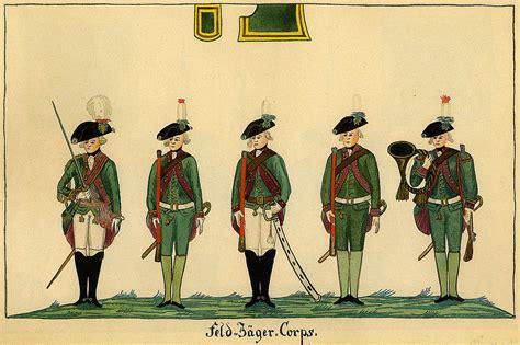 Hessian Troops in America : LAGIS Hessen