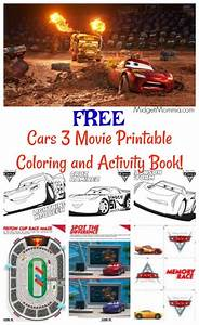 Colering Page Free Cars 3 Movie Printable Coloring Pages And Activity