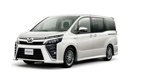 Toyota Voxy Picture by Toyota Voxy 2018 Car Review