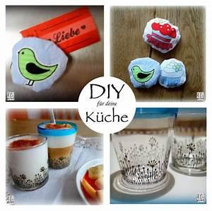 Deko Für Küche : deko diy ideen f r deine k che handmade kultur ~ Frokenaadalensverden.com Haus und Dekorationen