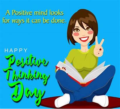 Thinking Positive Card