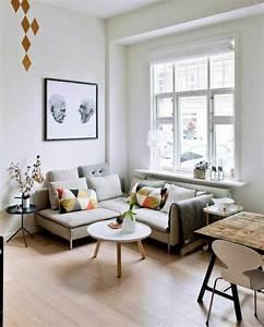 Kleines Wohnzimmer Gestalten : kleines wohnzimmer gestalten wie kann es sch n werden ~ A.2002-acura-tl-radio.info Haus und Dekorationen
