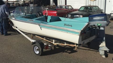 Old Boat With Fins by 1958 Herter S Flying Fish Boat With Fins Like A 1957 Chevy