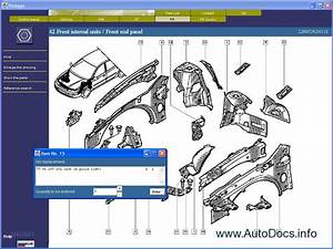 Renault Dialogys Eng Parts Catalog Repair Manual Order