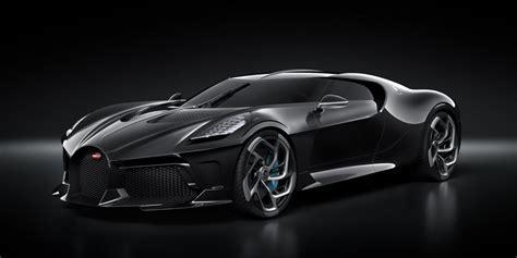 The Most Expensive Bugatti by Bugatti La Voiture Supercar Most Expensive New Car