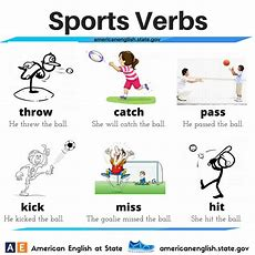 Cpi Tino Grandío Bilingual Sections Sports Vocabulary