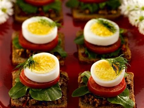 canape filling ideas canapes are a tasty and healthy appetizer for this weekend