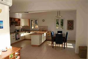 Download open plan kitchen living room small space for Interior design for small living room with open kitchen