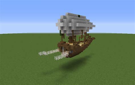 steampunk medieval airship grabcraft  number