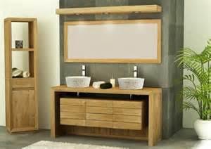 achat vente meuble salle de bain groix 140 With meuble 2 portes salle de bain