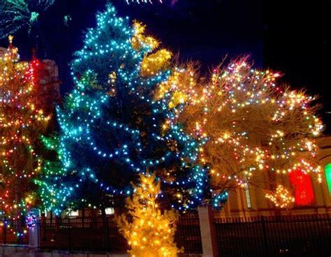 fort st clair christmas lights preble county festivals preble county homes