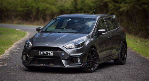 news ford performance confirms focus rs power upgrades
