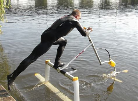 Man Powered Hydrofoil Boat by Human Powered Hydrofoil Wikipedia