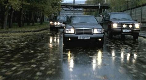The real mercedes mafia cars! Thug Life: A Portrait of Post-Communist Gangster Culture with a Bad-Ass Benz