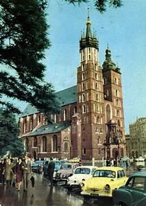 Basilique Sainte Marie De Cracovie Et La L U00e9gende Des 2 Fr U00e8res  Vieille Ville   U22c6 Vanupied