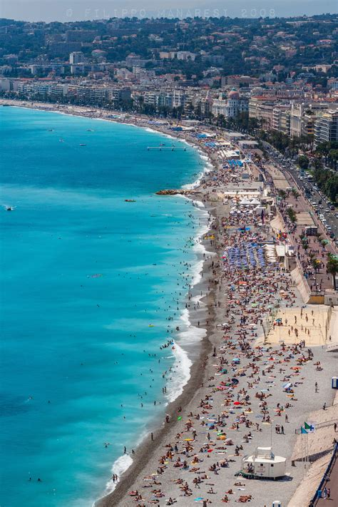 Nice's beach - Wallpapers, backgrounds and more