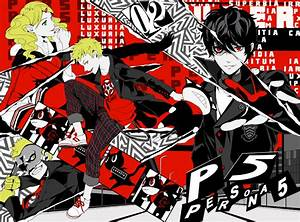 More Persona 5 Details Emerge Following Famitsu Leak Hey