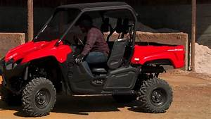 2014 Yamaha Viking - Features  U0026 Benefits