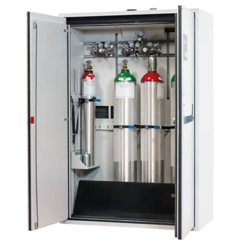 Gas Cabinet by G Line Gas Cylinder Cabinets For Indoor Storage