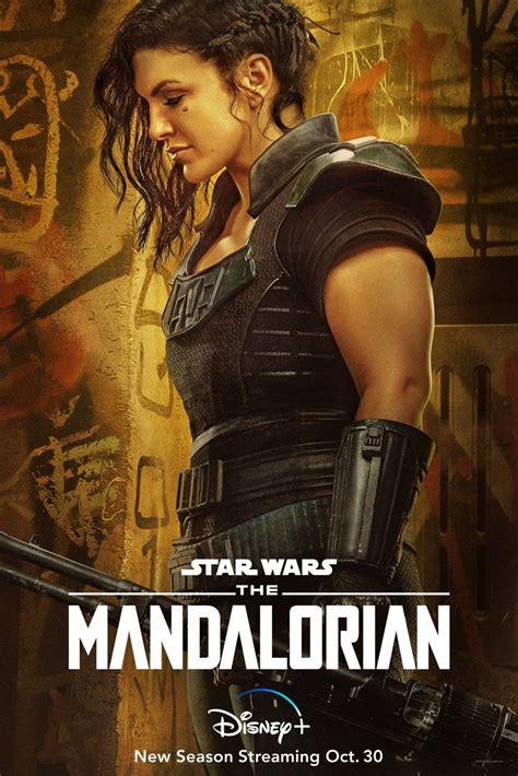 'The Mandalorian' Debuts Character Posters Ahead of Season ...