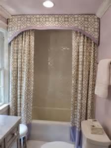 bathroom valance ideas shower valance for the home