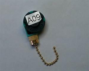 Kte Ceiling Fan Switch 3089