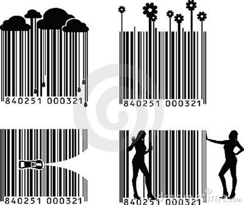 black  white barcode stock images image