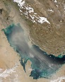 Dust Over the Persian Gulf : Natural Hazards